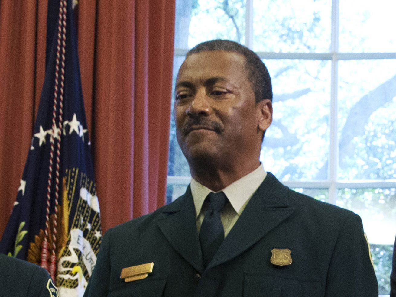 Randy Moore has been named chief of the U.S. Forest Service, the first African American to lead the agency in its 116-year history.