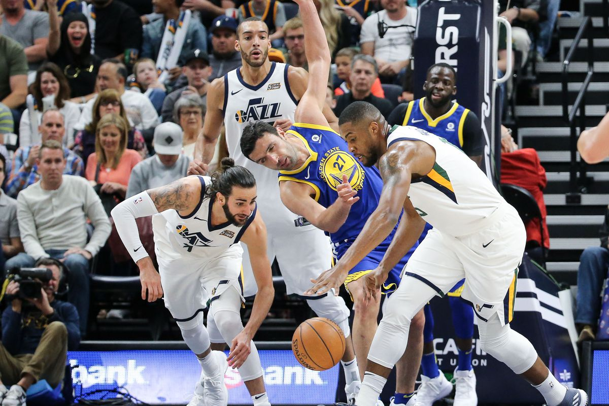 9fb68180c03 Chris Nicoll-USA TODAY Sports. It seems that winning gets you a lot of  attention. The Utah Jazz had Derrick Favors