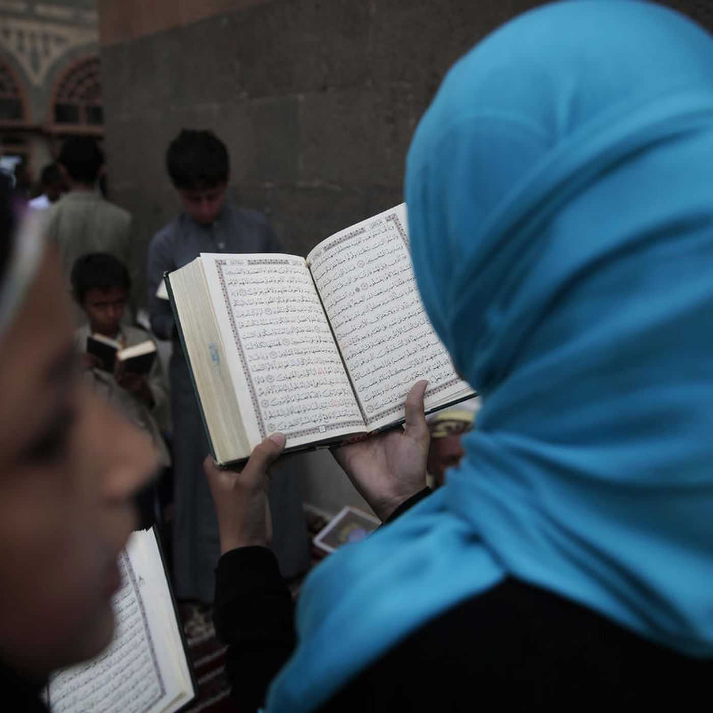 The 'opening' of the Quran - Deseret News
