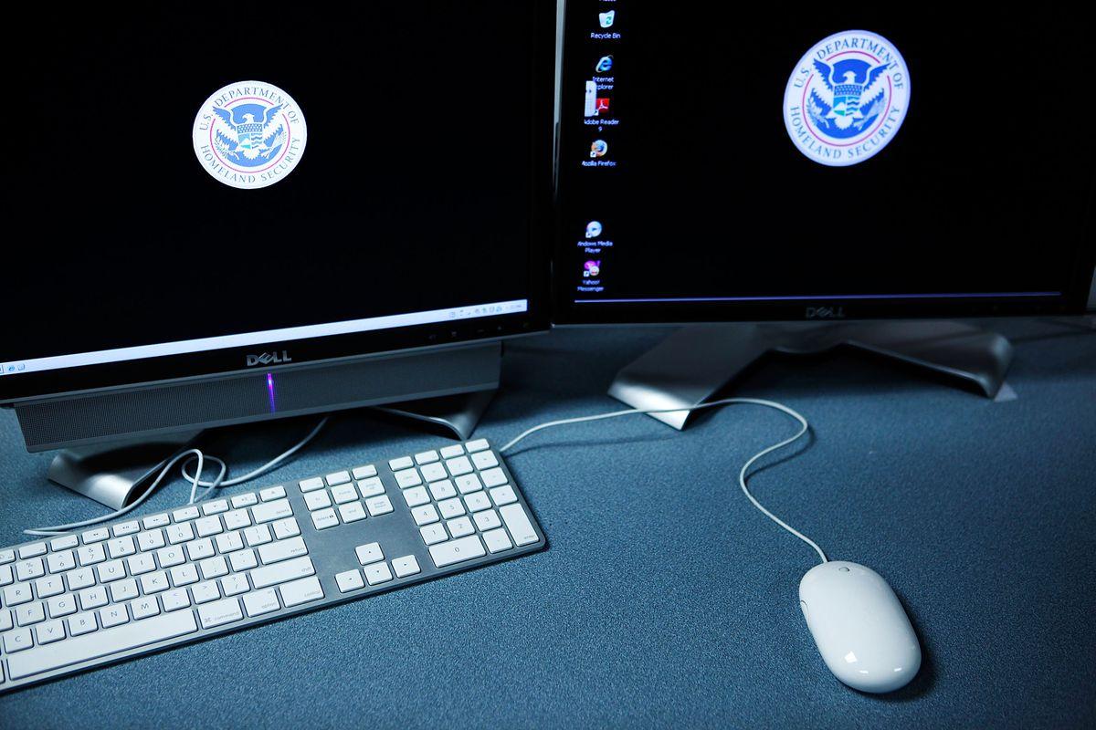 DHS computer