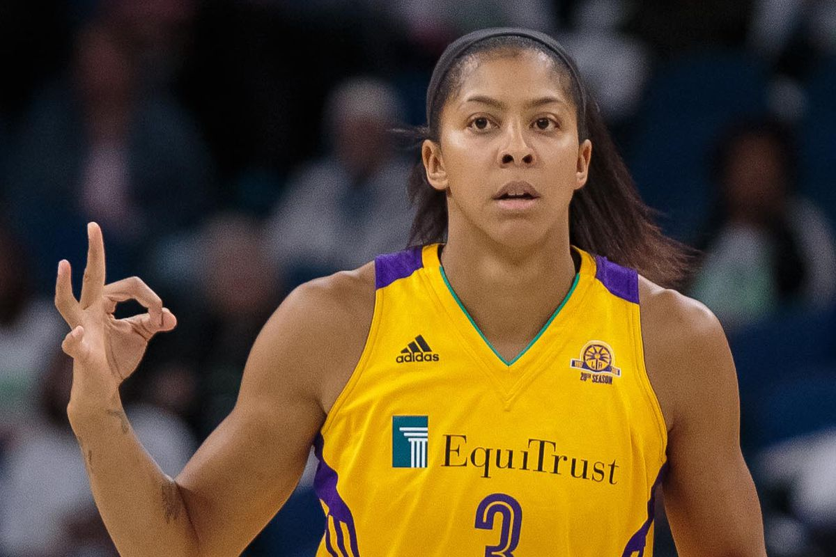 Candace Parker won the WNBA title and proved everyone ... Candace Parker