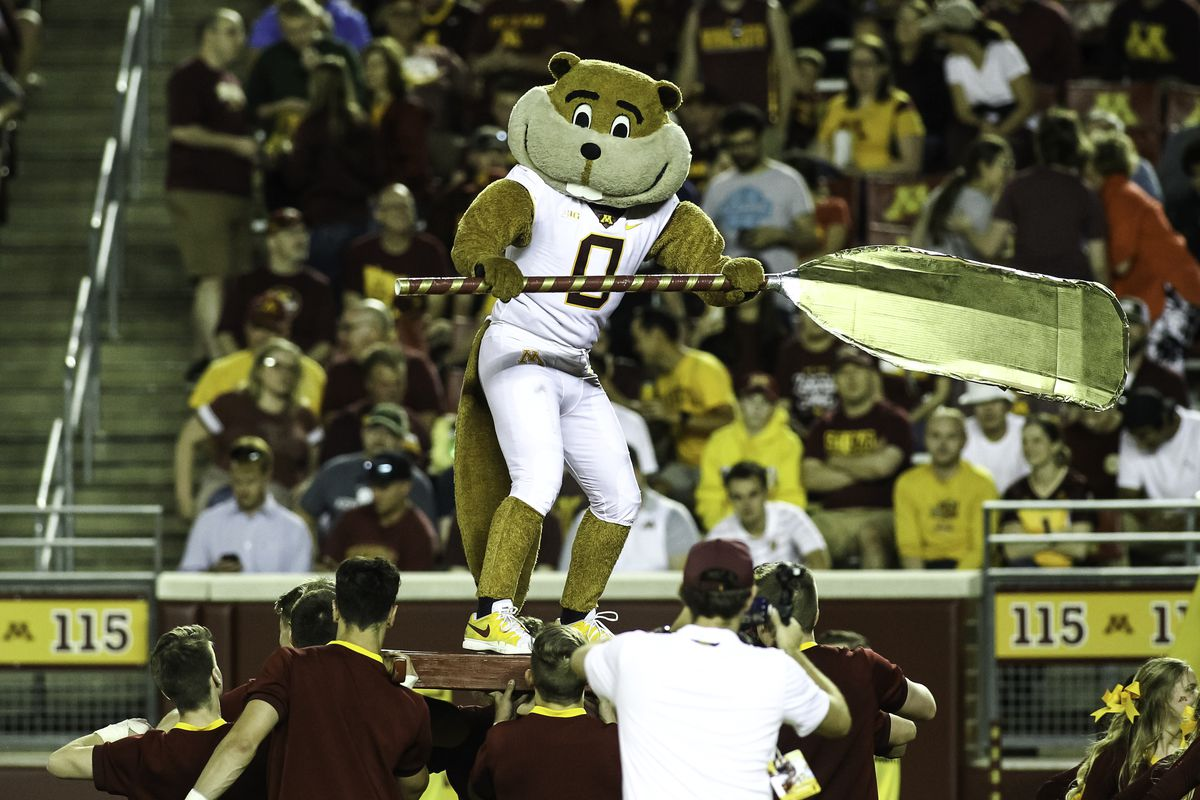 COLLEGE FOOTBALL: AUG 30 New Mexico State at Minnesota