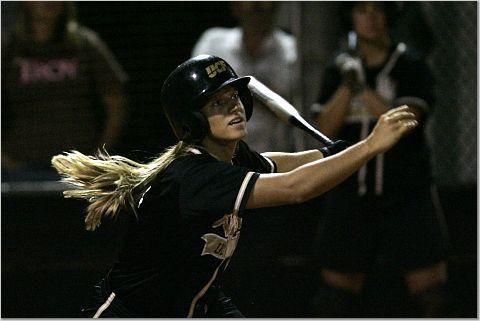 Stephanie Best (Photo: UCF Athletics)