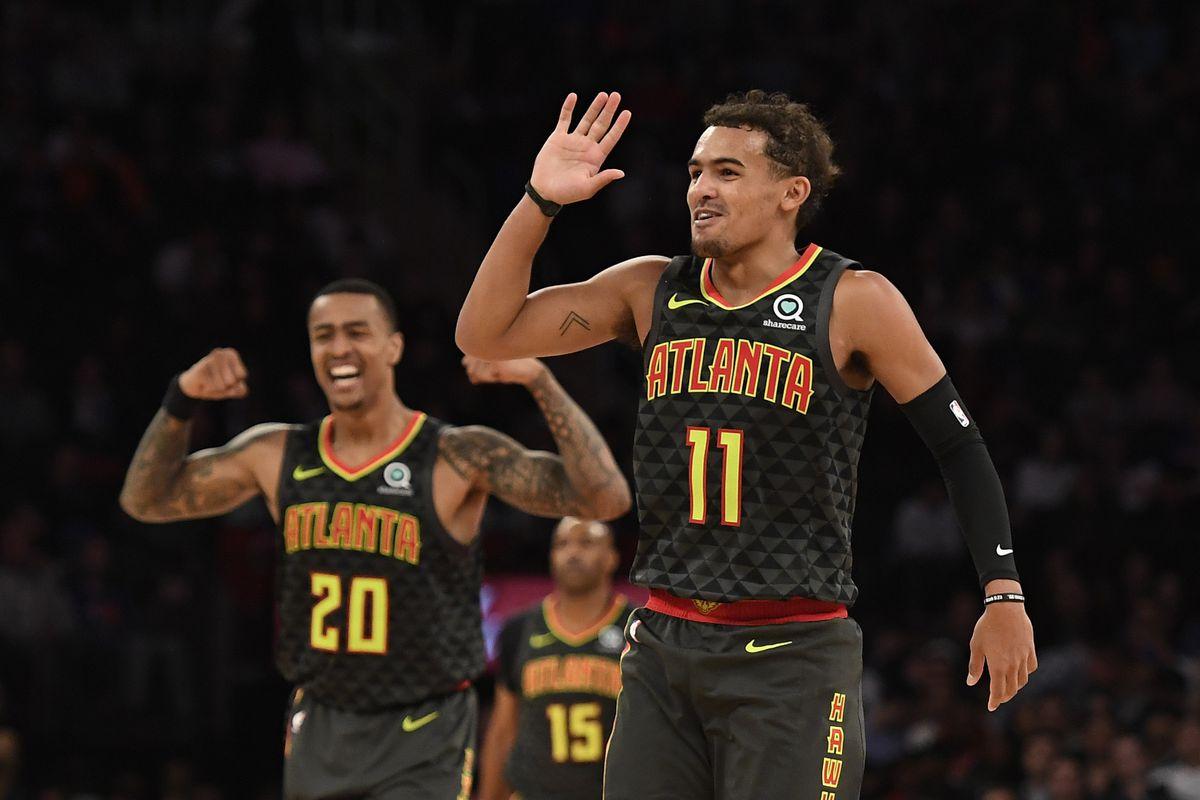 Atlanta Hawks v New York Knicks