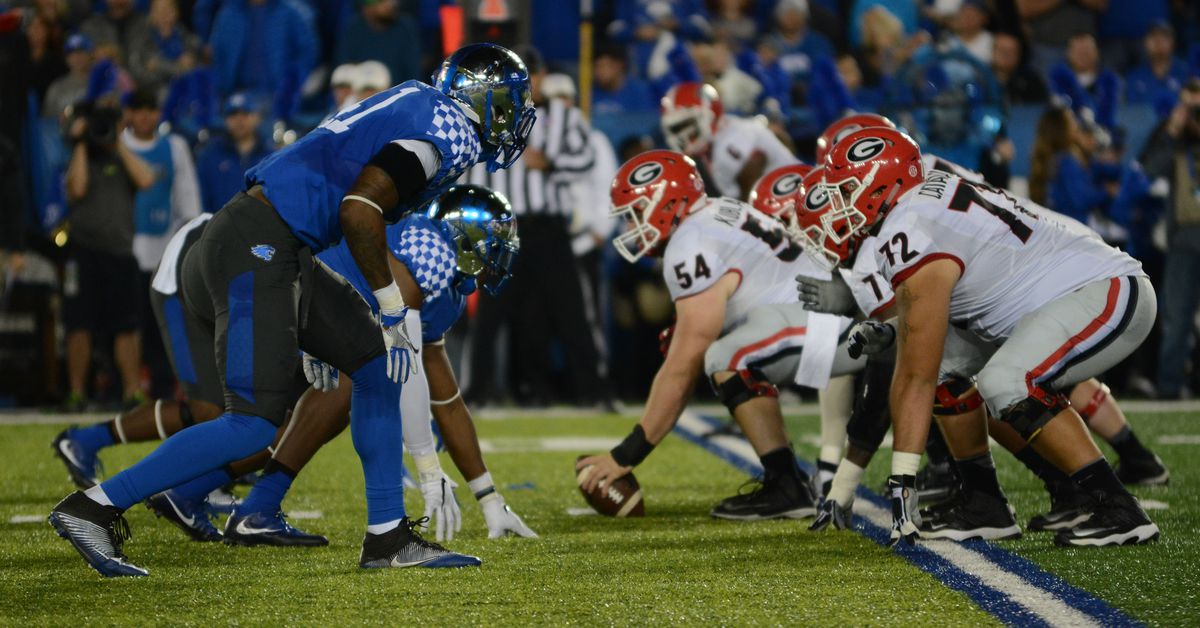 Georgia Bulldogs vs. Kentucky Football 2018: Analysis ...