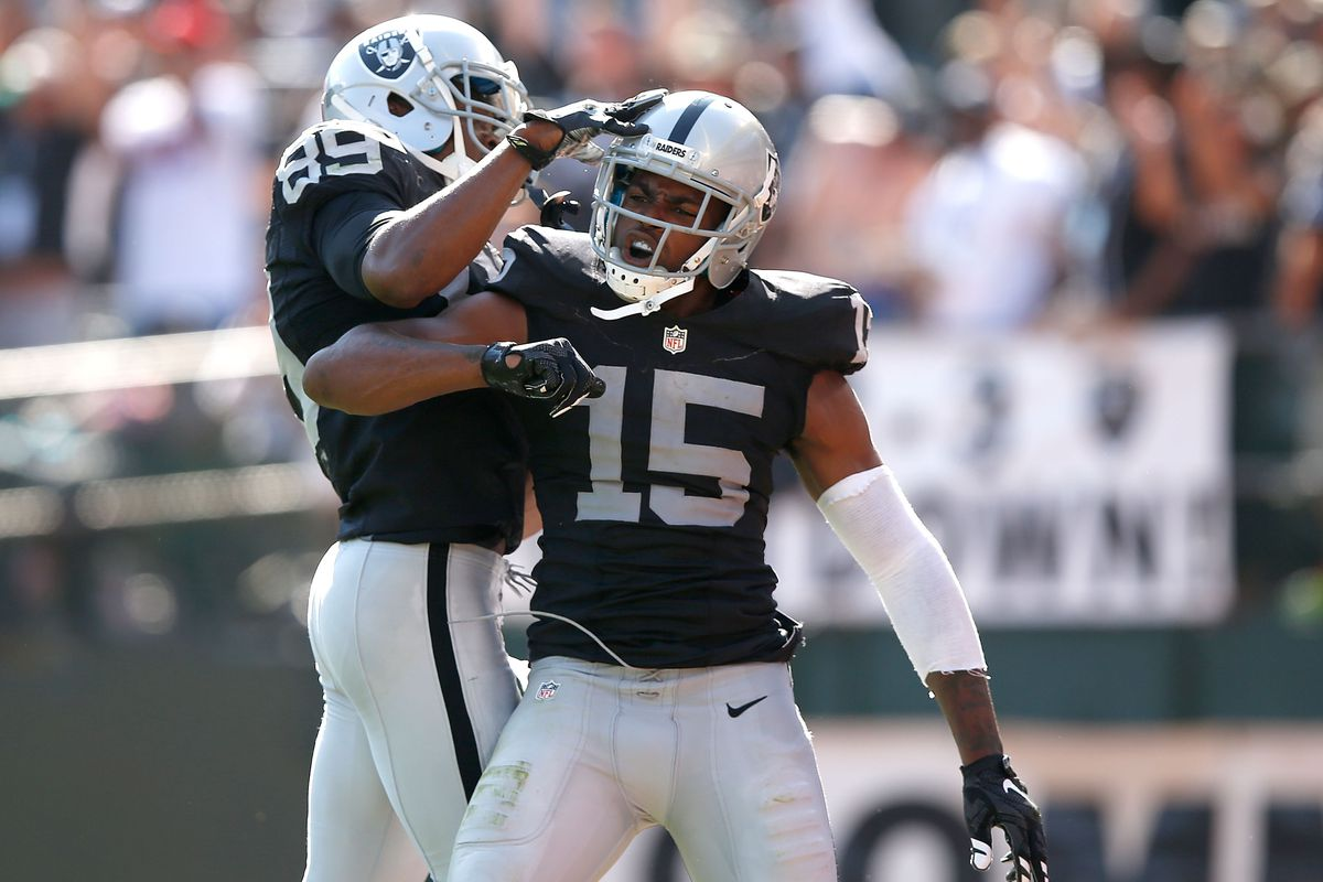 2016 Raiders Depth Chart Breakdown 53 Man Roster Projection Position Battle Wide Receiver