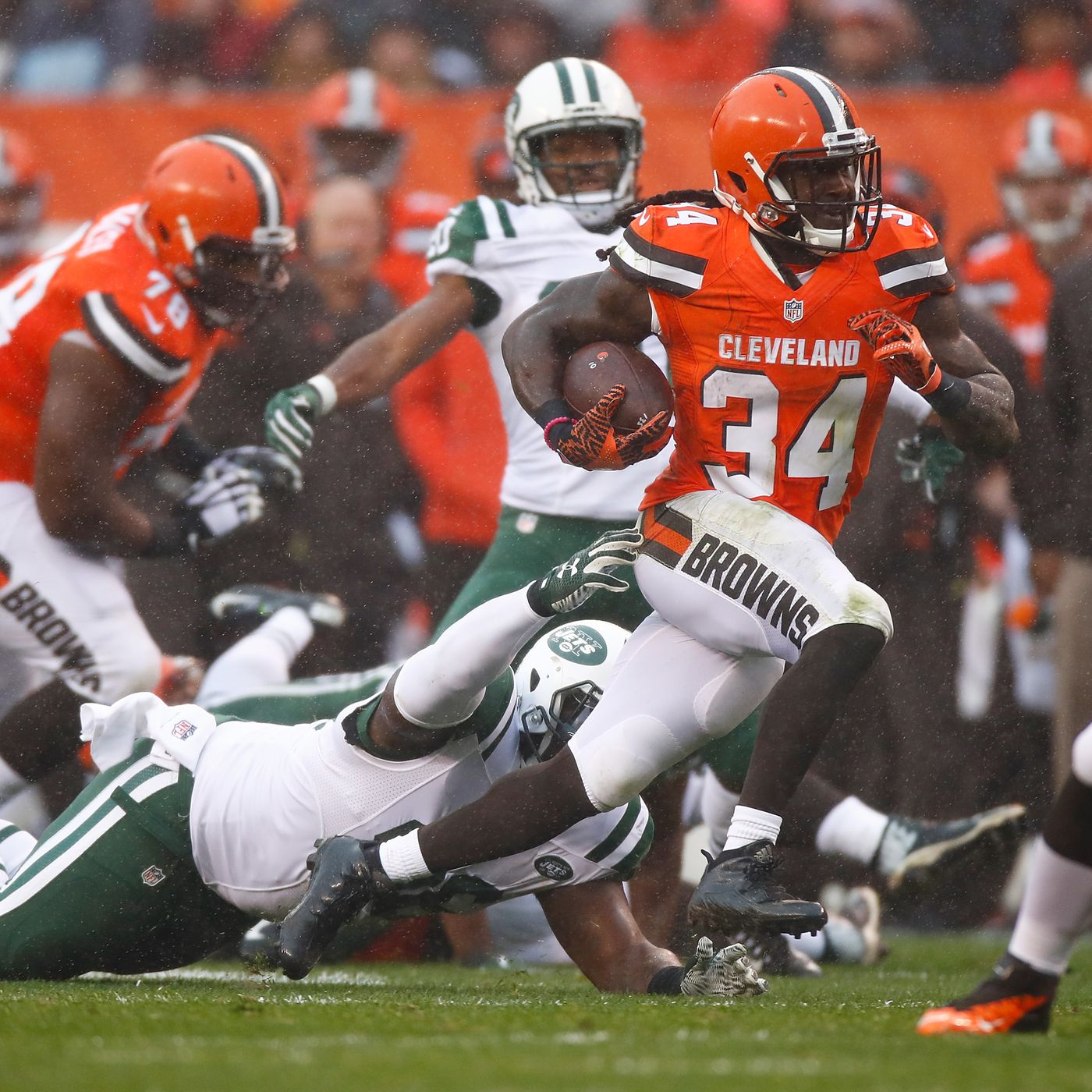 Browns vs  Jets: NFL Week 5 Preview and Prediction - Dawgs