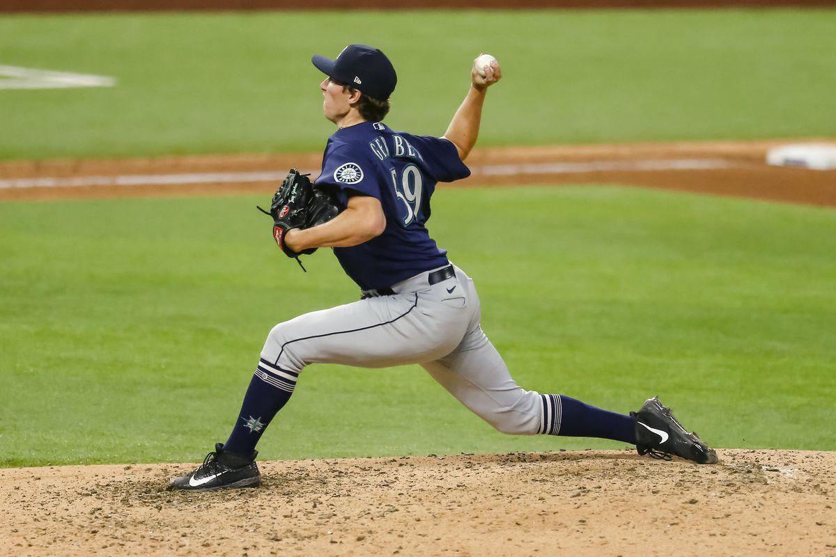 MLB: AUG 12 Mariners at Rangers