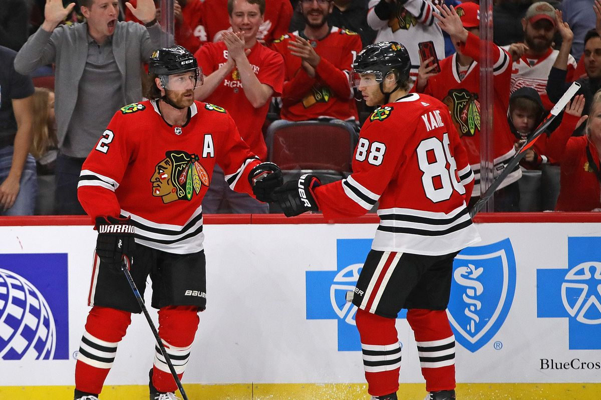 Blackhawks' Patrick Kane, Duncan Keith named to NHL's all-decade first team of 2010s