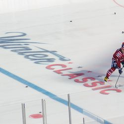Ovechkin Classic Warm Up