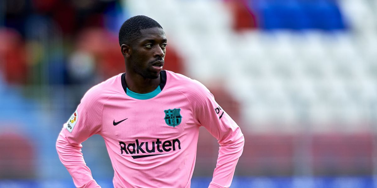 Dembélé expected to be out for four months after surgery