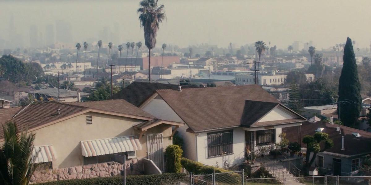 A shot of East Los Angeles in Fear the Walking Dead.