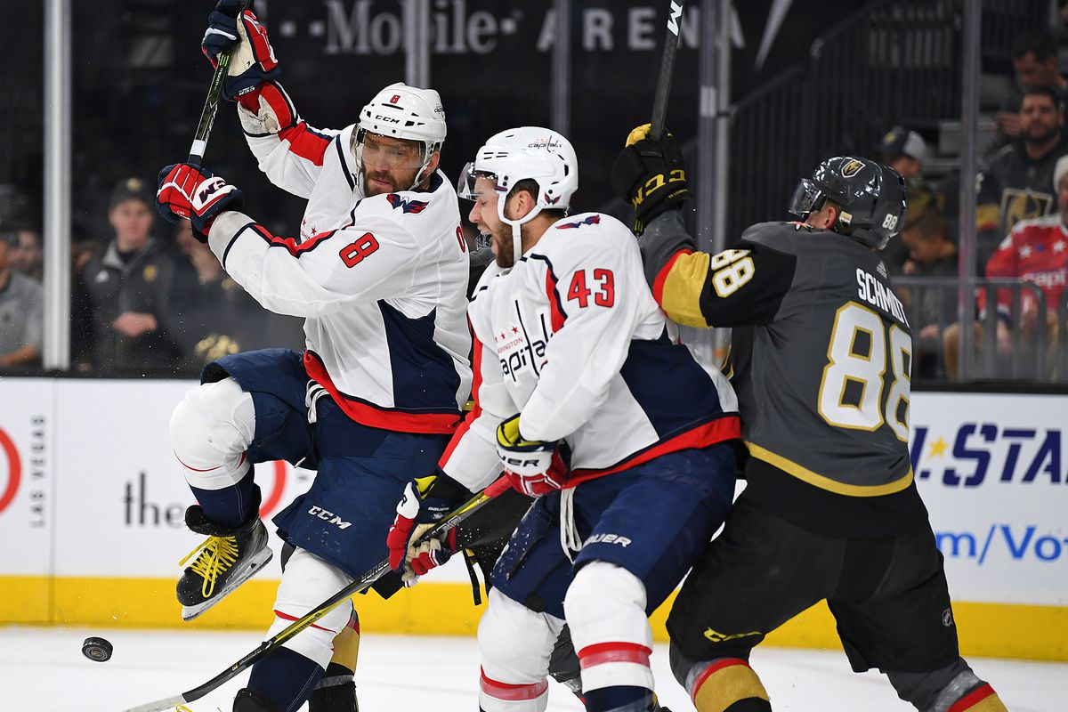 1059aec87a8 GAMEDAY THREAD 29 82  Washington Capitals at Vegas Golden Knights ...