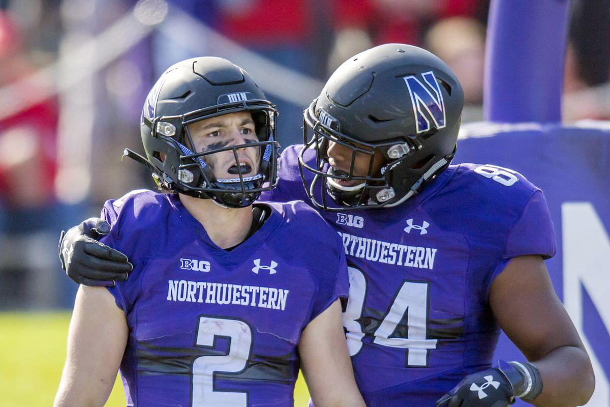 on sale d0c52 014b7 Notre Dame Football: Northwestern Wildcats Game Preview ...