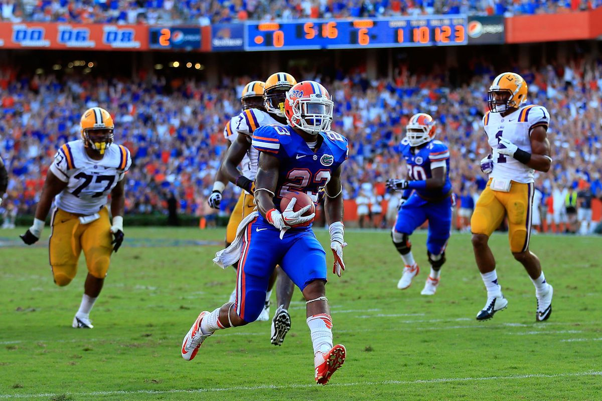 6195e13166d LSU vs. Florida 2012 results  No. 4 Tigers upset 14-6 by No. 10 Gators in  the Swamp