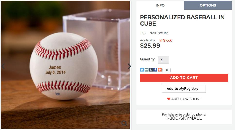 baseball cube