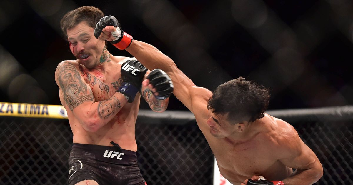 Douglas Andrade: 'Monstrous dehydration' led to departure from bantamweight division