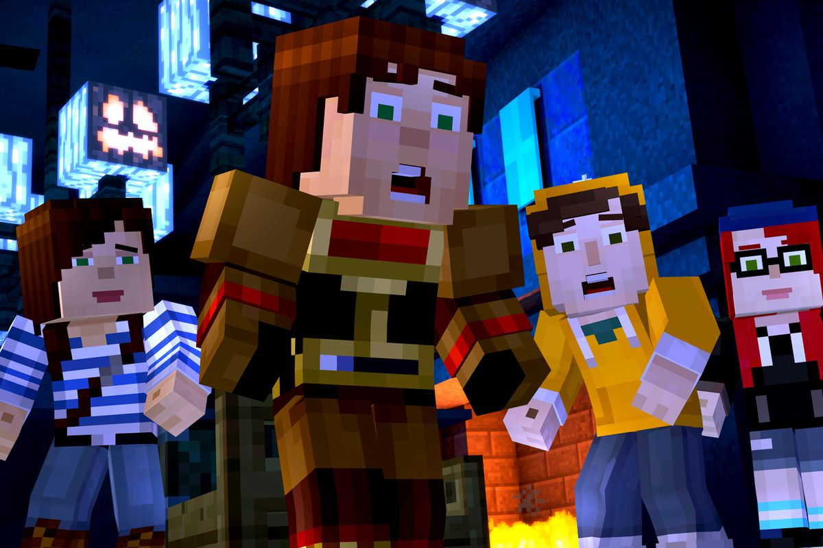 Minecraft story mode full episode | Minecraft Story Mode Free