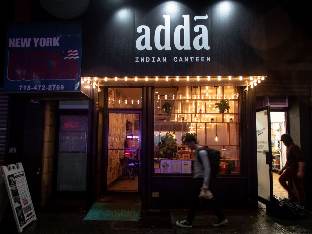 Adda lies in Long Island City.