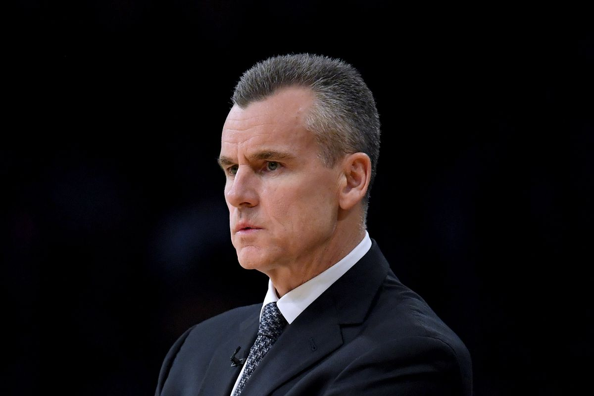 billy donovan - photo #37