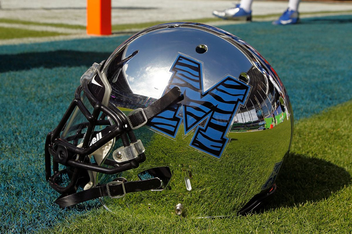 Remembering Those With Retired Jerseys  Memphis Tigers CB Charles Greenhill 3bbf59f2d