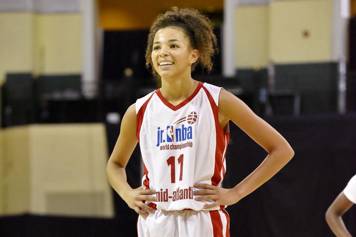 Jr. NBA World Championship U.S. Semifinals - Mid-Atlantic Girls v Midwest Girls
