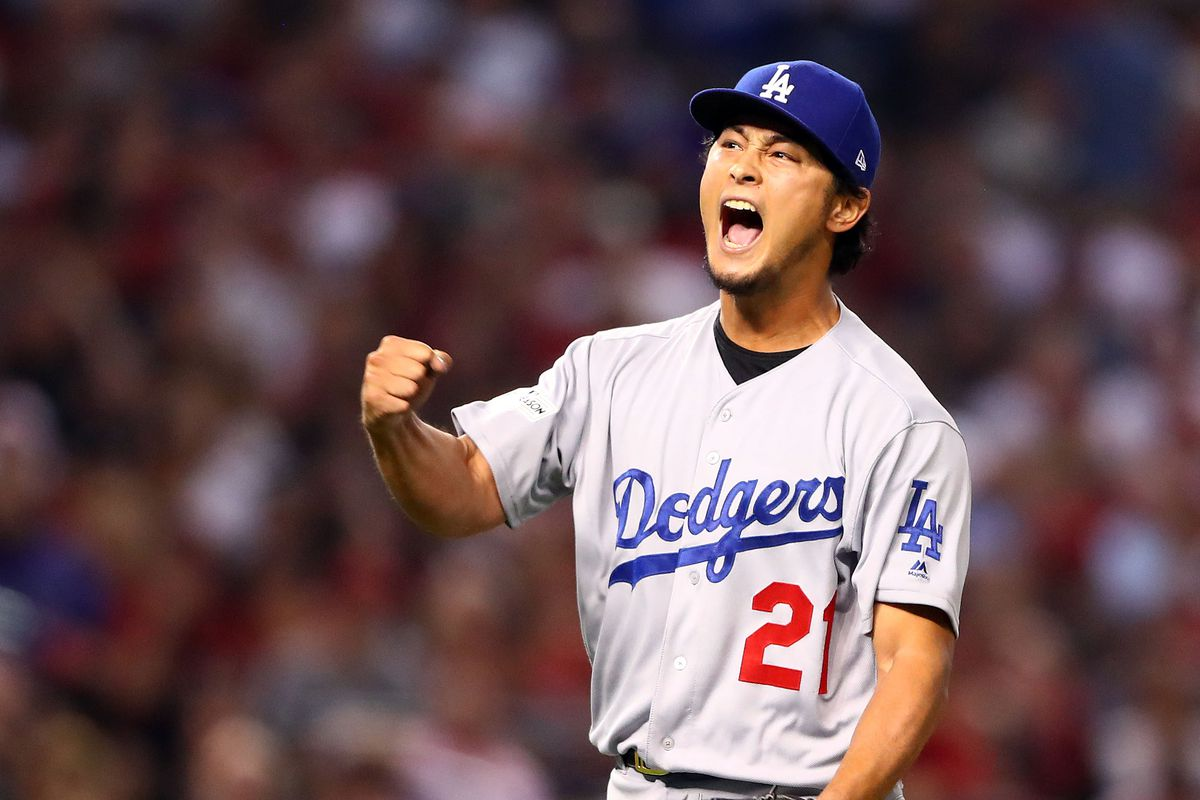 Dodgers turn to Yu Darvish on the road in NLCS Game 3 ac5e36ce544