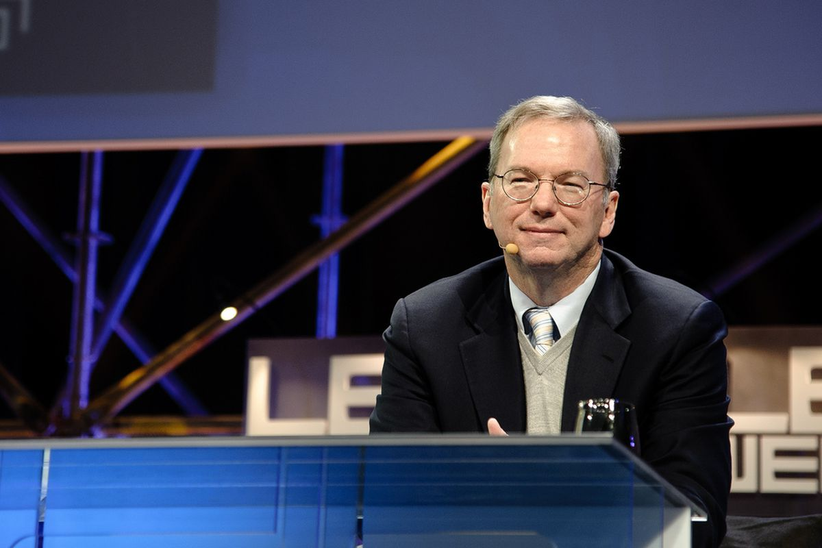'Creepy' Eric Schmidt no longer Executive Chairman at Alphabet (Google)