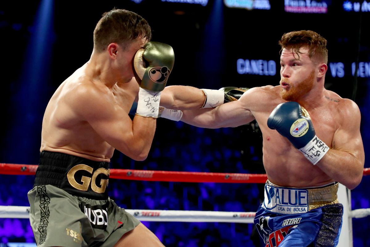 Image result for canelo ggg 1