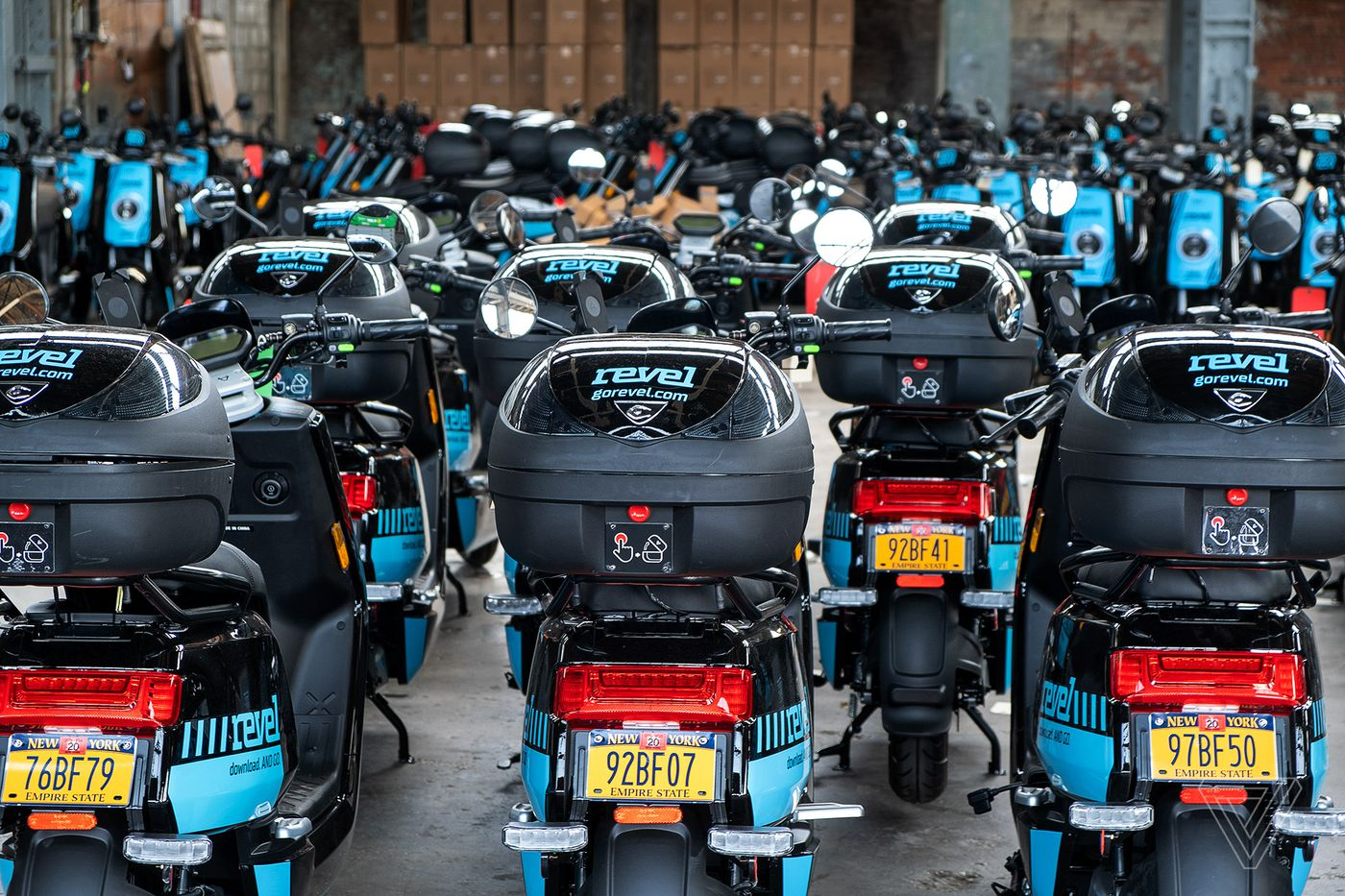 Revel's mopeds are a fun ride around Brooklyn and Queens