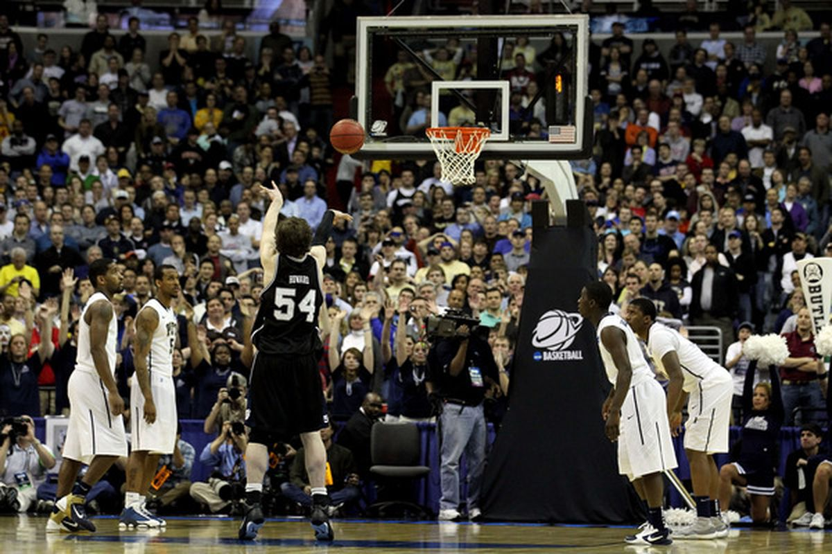 Pitt looks to avenge last season's shocking loss to Butler on Wednesday. (Photo by Nick Laham/Getty Images)