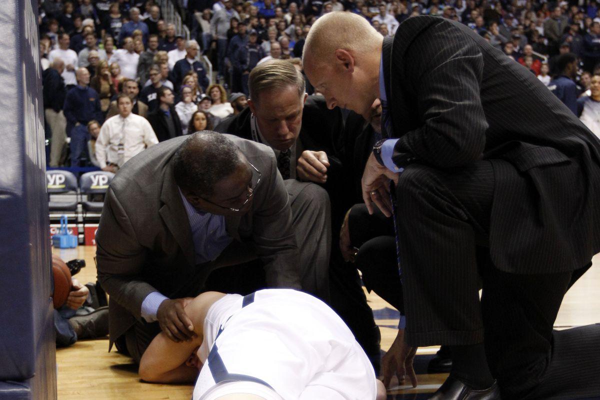 Get well soon, JP!