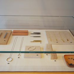 The Venice store exclusively stocks jewelry.