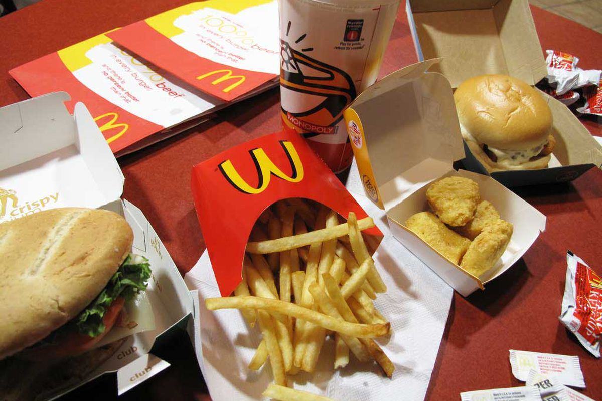 Mcdonald S Destroyed The Gut Bacteria Of A College Kid In