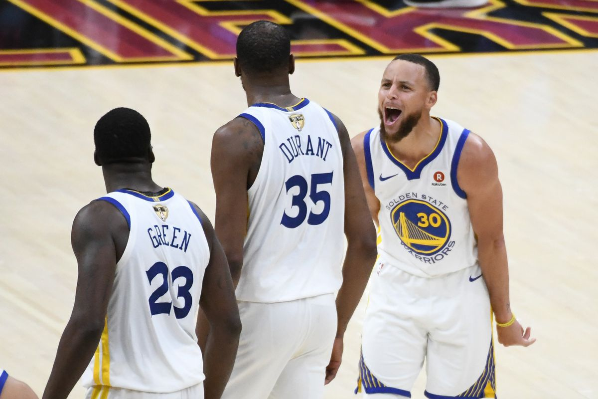 0a2c7390759e Kevin Durant and Steph Curry dominate NBA LIVE 19 player ratings ...