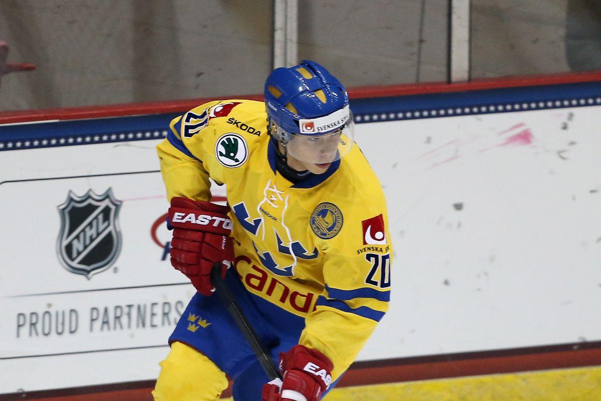 Sweden v United States - 2013 USA Hockey Junior Evaluation Camp