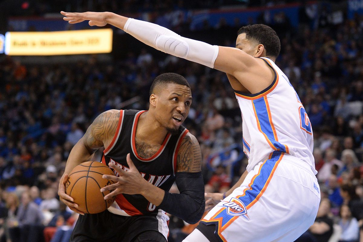 thunder vs trail blazers preview okc looks to bounce back