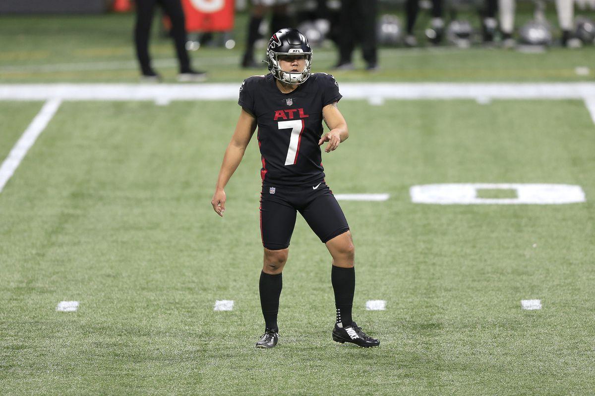 NFL: NOV 29 Raiders at Falcons
