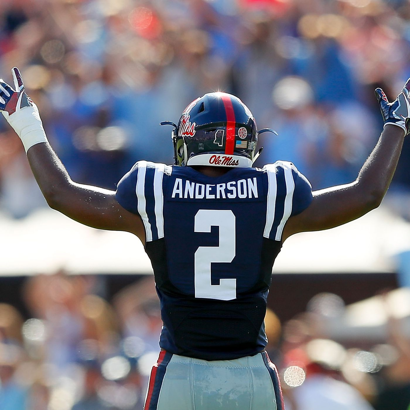 Former Ole Miss safety Deontay Anderson transfers to Houston Underdog Dynasty
