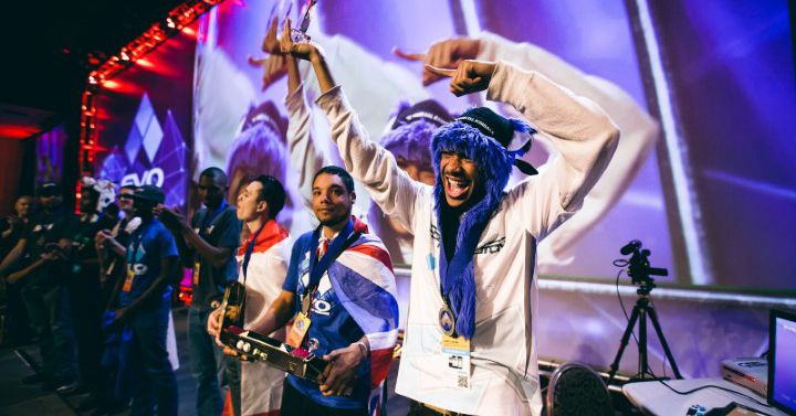 Sony is now part-owner of Evo, the most prestigious fighting game tournament