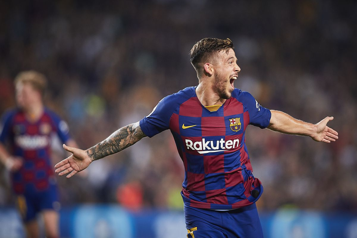 Lionel Messi hails Carles Perez and Ansu Fati after Barcelona beat Real Betis