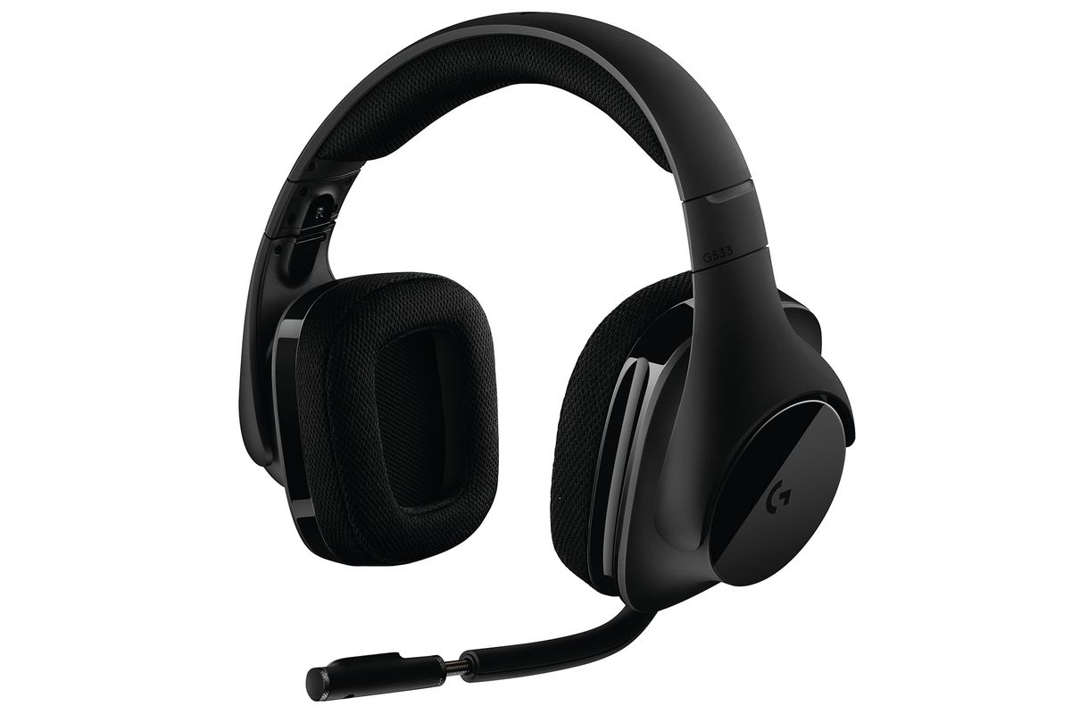 Logitech's G533 Wireless is a PC gamer's dream headset - The