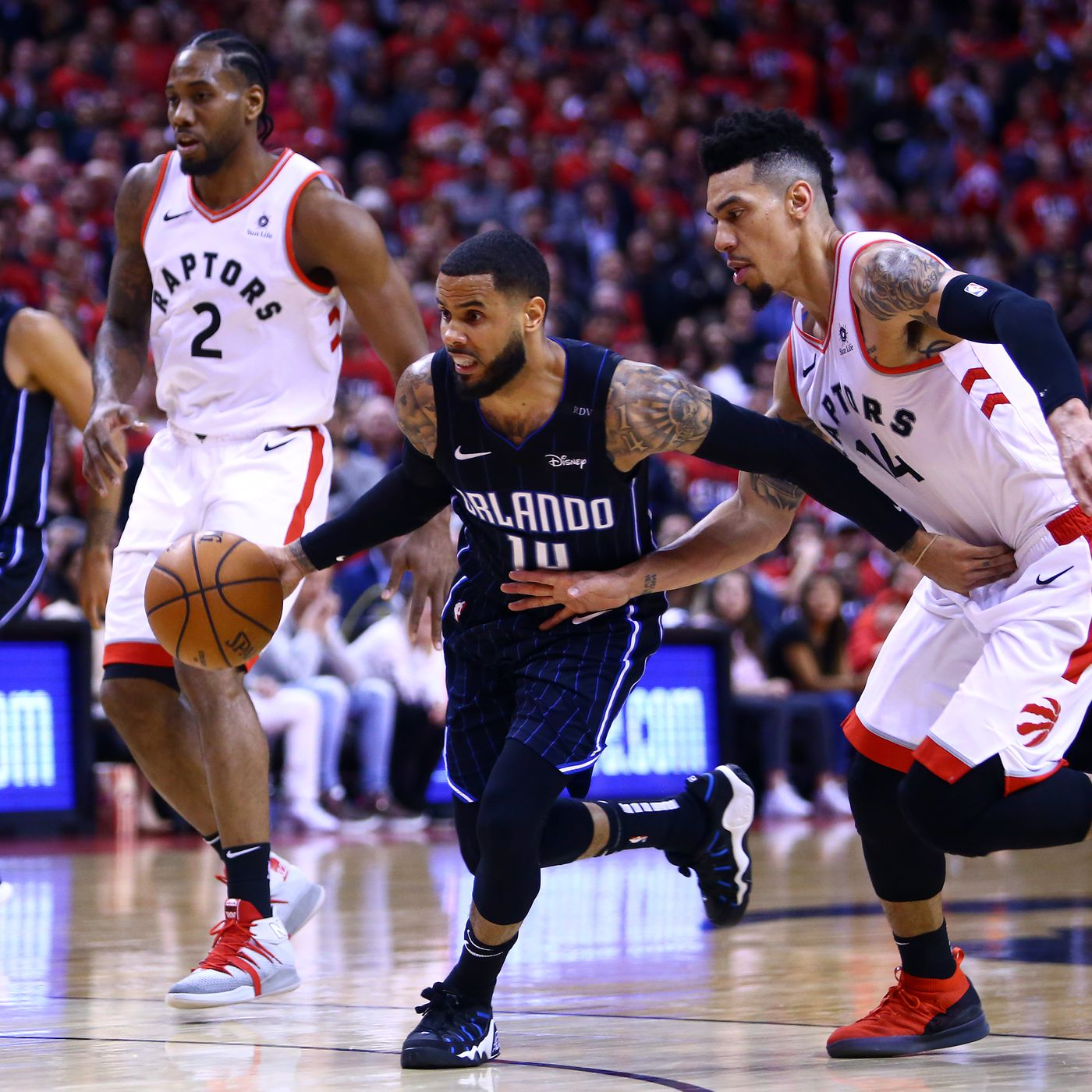 Flipboard: Game 1 Stat Analysis: What Did The Toronto