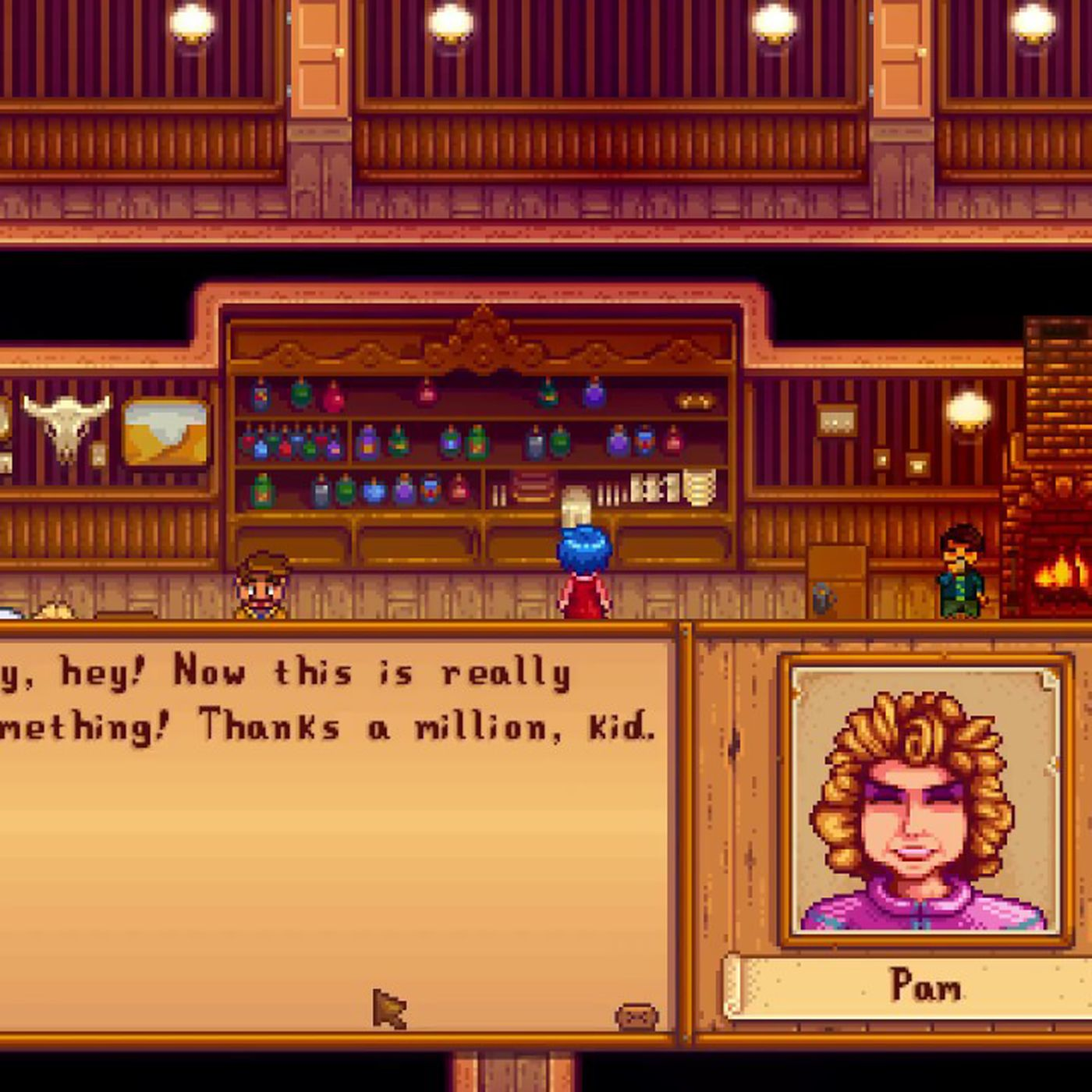 Even Stardew Valley's creator can't fix its saddest bug - Polygon