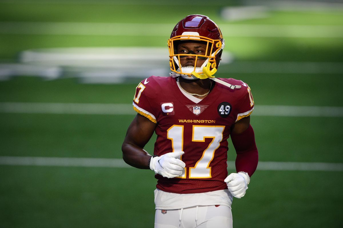 Terry McLaurin injury update: Washington WR questionable for Wild Card round - DraftKings Nation
