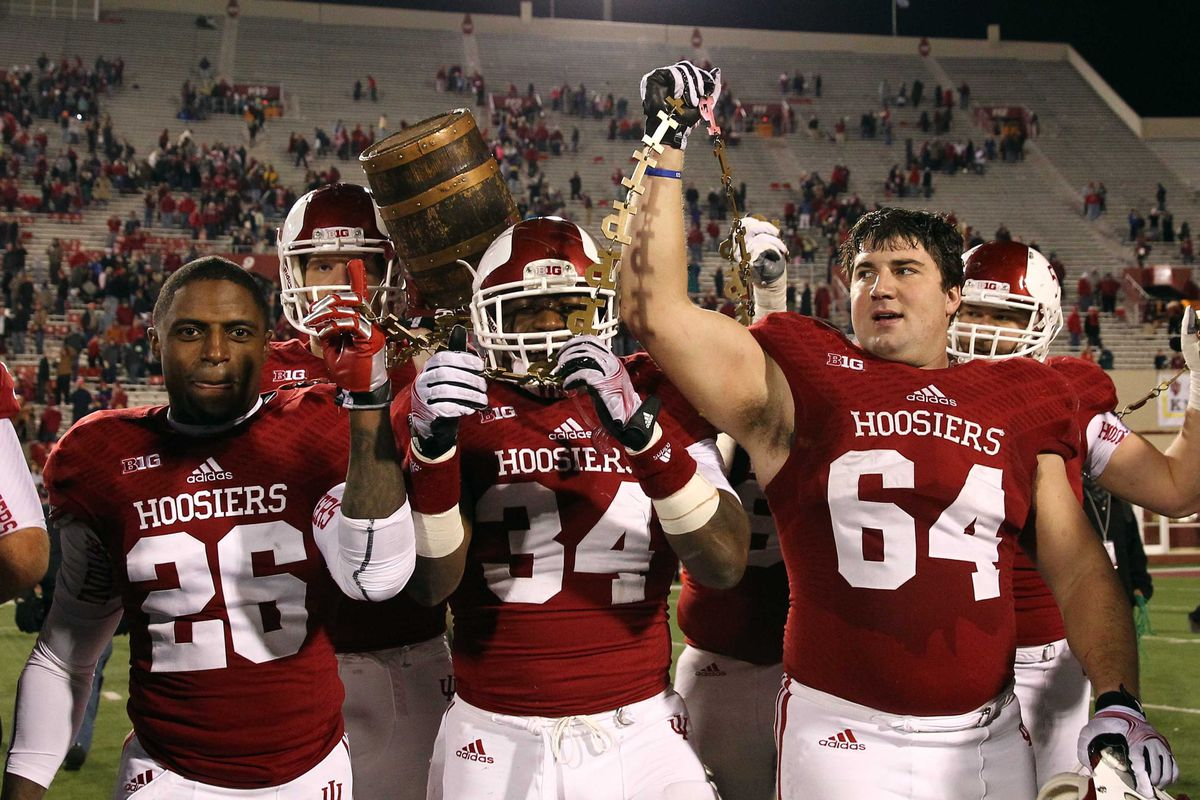 Let's keep the Bucket in Bloomington this year.
