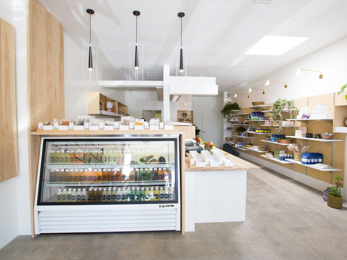 The Ultimate Guide To La S Best Juice Bars Mapped Eater La