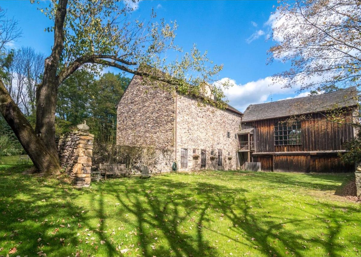 5 really old stone homes for sale in Pennsylvania's