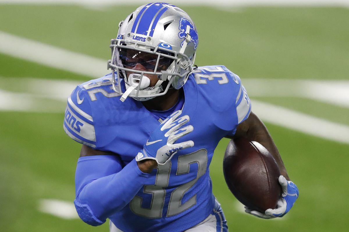 NFL: Washington Football Team at Detroit Lions
