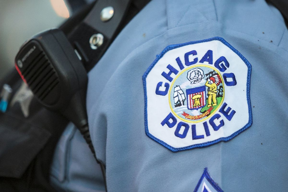 A man was charged with shooting toward officers August 30, 2021, on the South Side.